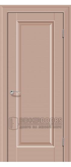 Дверь  ПГ 93U Капучино сатинат