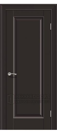 Дверь  ПГ 93U Темно коричневый