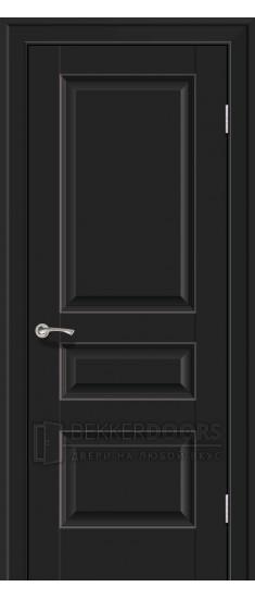 Дверь  ПГ 95U Черный матовый