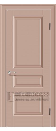 Дверь  ПГ 95U Капучино сатинат