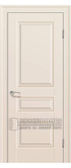 Дверь  ПГ 95U Магнолия сатинат