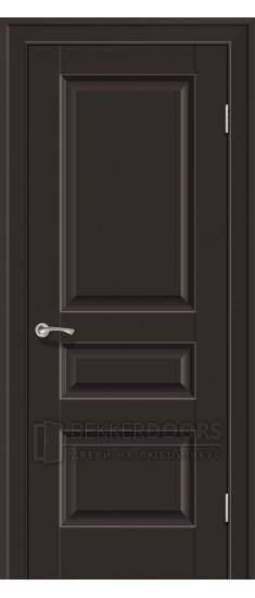 Дверь  ПГ 95U Темно коричневый