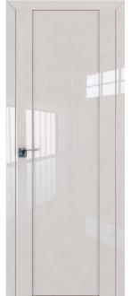 Дверь ПГ 20L Магнолия Люкс