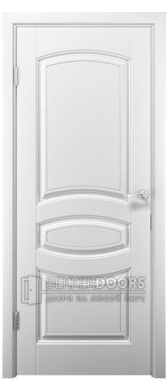 Дверь Аделия ПГ  Эмаль белая