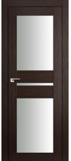 Дверь ПО 70X Венге Стекло Матовое