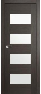 Дверь ПО 46X Грей Стекло Матовое