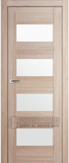 Дверь ПО 46X Капучино Стекло Матовое