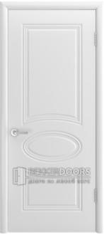 Дверь Ария ПГ Эмаль белая