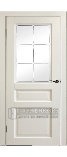 Дверь Профиль ПО Эмаль Перламутр