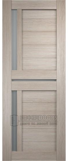 Дверь Твист ПО Капучино