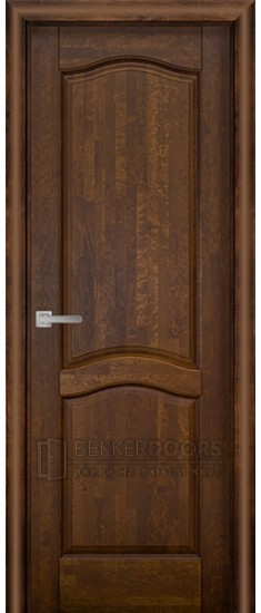 Дверь Лео ПГ Античный орех