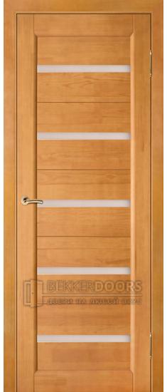 Дверь Вега 5 ПЧО Светлый орех