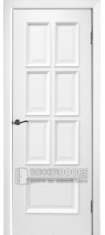 Дверь Лондон ПГ Эмаль белая