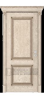 Дверь Валенсия ПГ Эмаль Ваниль