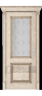 Дверь Валенсия ПО Эмаль Ваниль