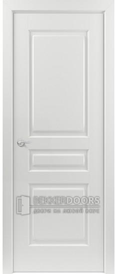 Дверь Ампир ПГ Эмаль белая