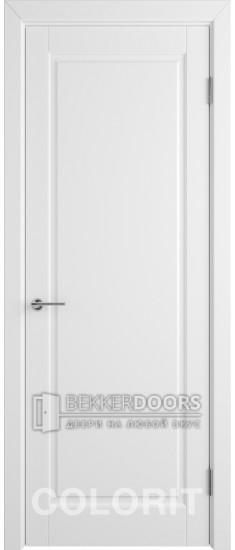 Дверь К3 ПГ Эмаль белая