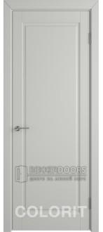 Дверь К3 ПГ Эмаль светло-серая