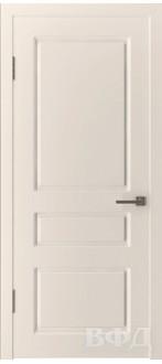 Дверь 15ДГ01 Честер Эмаль слоновая кость