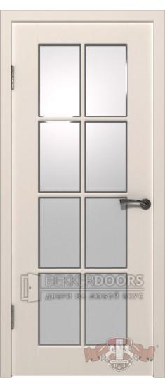 Дверь 20ДО01 Порта Эмаль слоновая кость