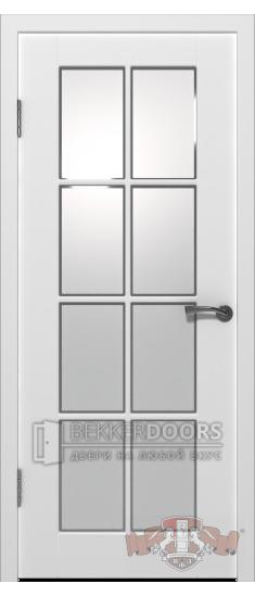 Дверь 20ДО0 Порта Эмаль белая