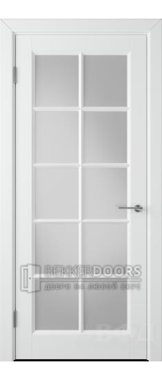 Дверь 57ДО0 Гланта Эмаль белая