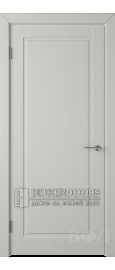 Дверь 57ДГ02 Гланта  Эмаль светло-серая