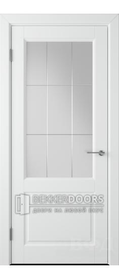 Дверь 58ДО0 Доррен Эмаль белая