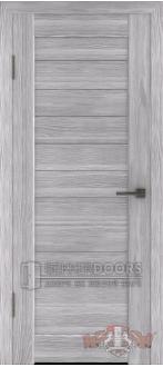 Дверь Л6ПГ2  Серый дуб