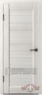 Дверь Л6ПГ5  Беленый дуб