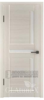 Дверь ПО GLAtum X16 Беленый дуб