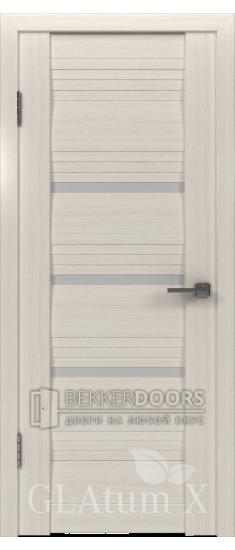 Дверь ПО GLAtum X31 Беленый дуб