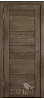 Дверь ПГ GLLight 6  Трюфель