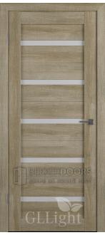 Дверь ПО GLLight 7  Мокко