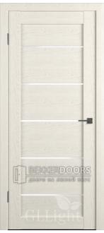 Дверь ПО GLLight 27  Латте