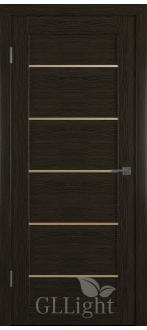 Дверь ПО GLLight 27 Шоколад