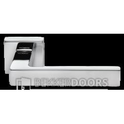 Дверная ручка HORIZONT-SQ CRO хром