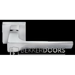 Дверная ручка FIORD-SQ CSA матовый хром