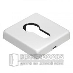 Накладка на цилиндр LUX-KH-Q BIA белый