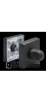 Завёртка сантехническая LUX-WC-Q BLACK матовая черная бронза