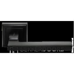 Дверная ручка DIY MH-35 BL-S  черная