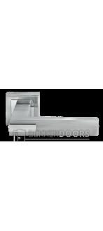 Дверная ручка DIYMH-43SC/CP-S хром/полированный хром