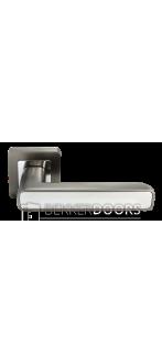 Дверная ручка DIY MH-44 GR/CP-S55 графит/полированный хром