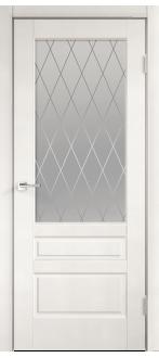 Дверь ALTO 2V ПО  Эмаль