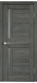 Дверь DUPLEX 3 Дуб шале графит