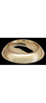 Накладка на цилиндр MH-KH GP  золото