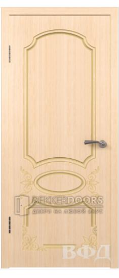 Дверь 30ДГ5 Изабель Беленый дуб