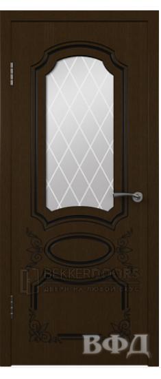 Дверь 30ДО4 Изабель Венге