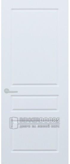 Дверь Честер ПГ Эмаль белая