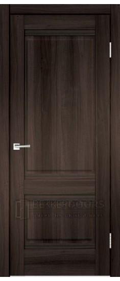 Дверь ALTO 2P ПГ  Орех каштан
